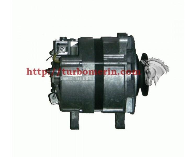 Генератор ПАЗ 14В 1,4кВт 4201.3771 двигатель Д-245 Радиоволна