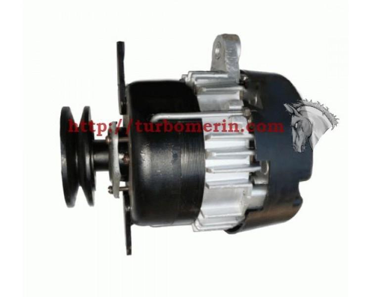 Генератор Т-150 14В 1кВт Г960.3701 двигатель СМД-60 СМД-62 Нового образца