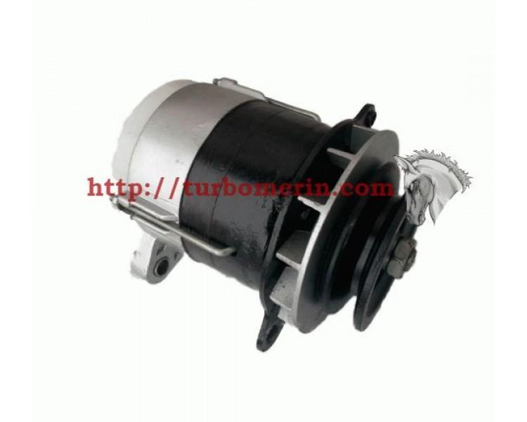 Генератор Т-16 Т-25 14В 0,7кВт Г466.3701 Двигатель Д-21 Радиоволна
