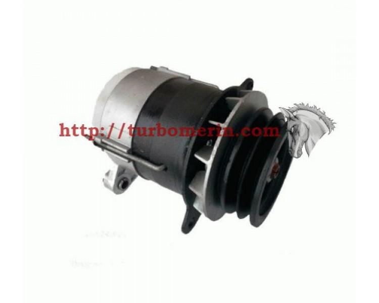 Генератор Т-40 14В 0,7кВт Г462.3701 Двигатель Д-144 Радиоволна