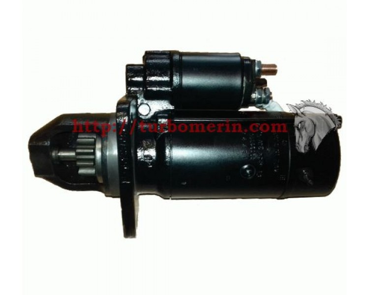 Стартер КамАЗ 24В 4кВт AZF 4554 Двигатель КамАЗ 740 Искра