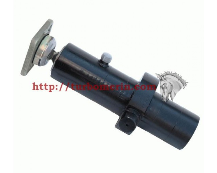 Гидроцилиндр КамАЗ 55102-8603010 3 штока с бугелями