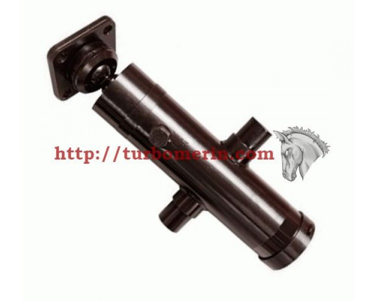 Гидроцилиндр КамАЗ 55102-8603010 старого образца 3 штока
