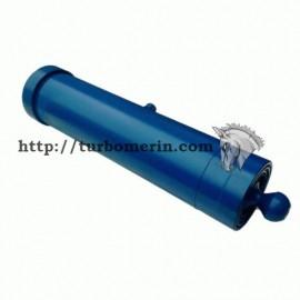 Гидроцилиндр 2ПСТ 4М 3 штока