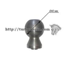 Шар гидроцилиндра 40 мм.