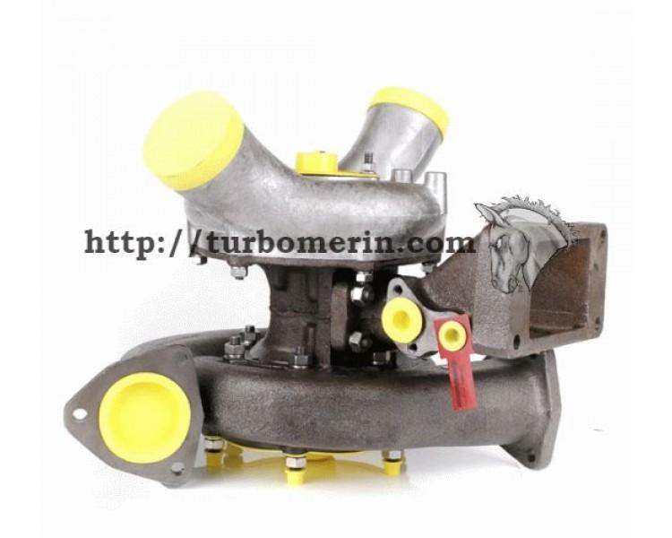 Турбокомпрессор ТКР 11-238НБ | Турбина К-700А КрАЗ Двигатель ЯМЗ-238НД