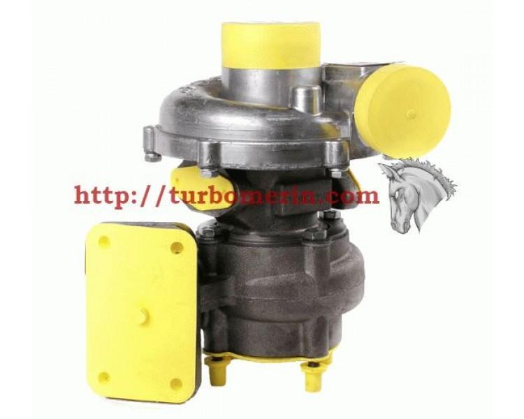 Турбокомпрессор ТКР 6 01 | Турбина МТЗ ЮМЗ ВТЗ ЛТЗ Двигатель Д-240 Д-243 Д-245