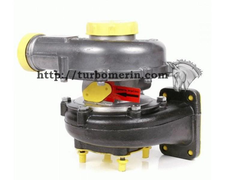 Турбокомпрессор ТКР 7  | Турбина Комбайна Енисей-1200 Двигатель Д-440 Д-442 АМЗ