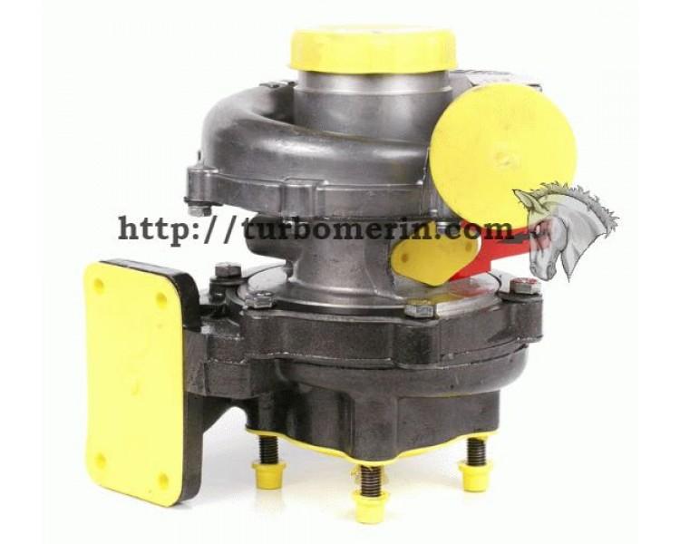 Турбокомпрессор ТКР 7Н 1 Левый | Турбина КамАЗ Двигатель КамАЗ 7403.10 740.11-240