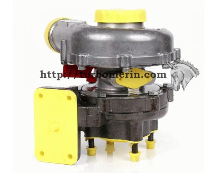 Турбокомпрессор ТКР 7Н 1 Правый | Турбина КамАЗ Двигатель КамАЗ 7403.10 740.11-240