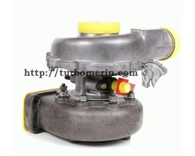 Турбокомпрессор ТКР 8,5Н-1 | Турбина ДТ-75Н Двигатель СМД-17Н СМД-18Н СМД-17Н05