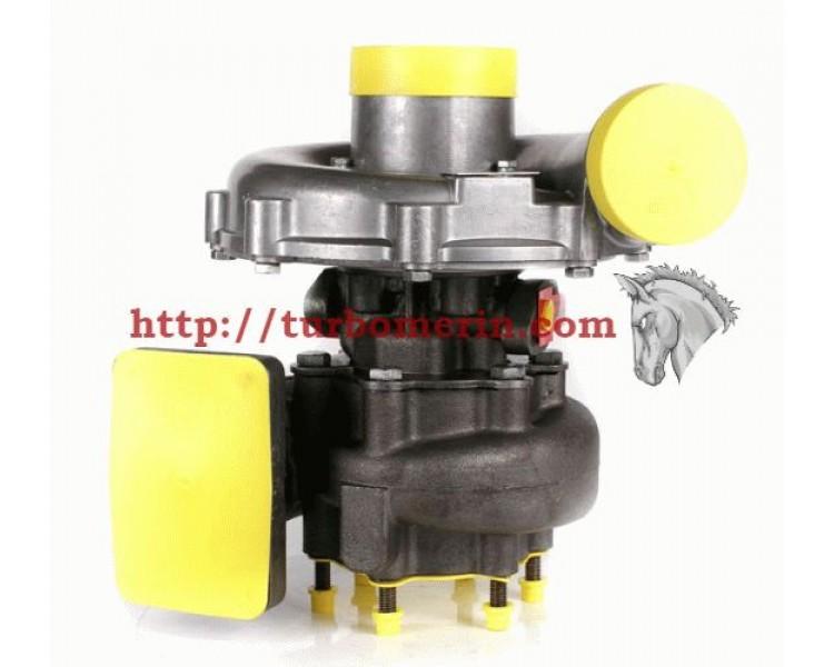 Турбокомпрессор ТКР 9 12 02 Левый | Турбина БелАЗ Двигатель ЯМЗ-240НМ2