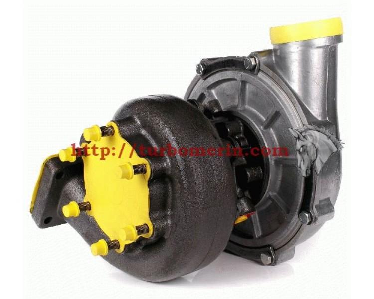 Турбокомпрессор ТКР 9 12 14 | Турбина УрАЛ Двигатель ЯМЗ-236НЕ ЯМЗ-7601