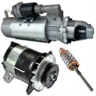 Стартера Генераторы | Электрооборудование на Трактора Комбайны и Грузовые автомобили