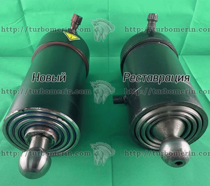 Гидроцилиндр ГАЗ-53 4-х штоковый отличие нового от реставрированного