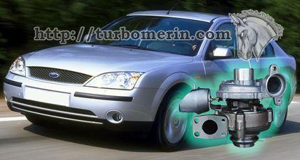 Ford Mondeo 1.6 2003 2004 с турбиной 750030 753420 740821